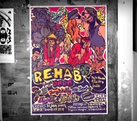 REHAB AT DADA. 22 JAN